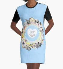 For Bernadette  Graphic T-Shirt Dress