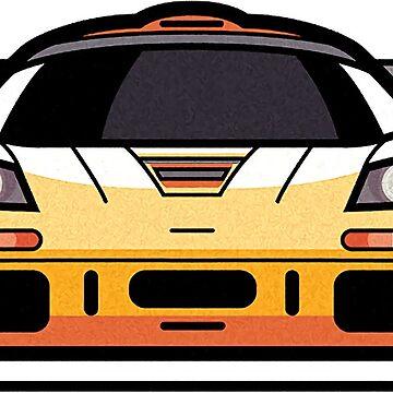 McLaren F1 by xEver