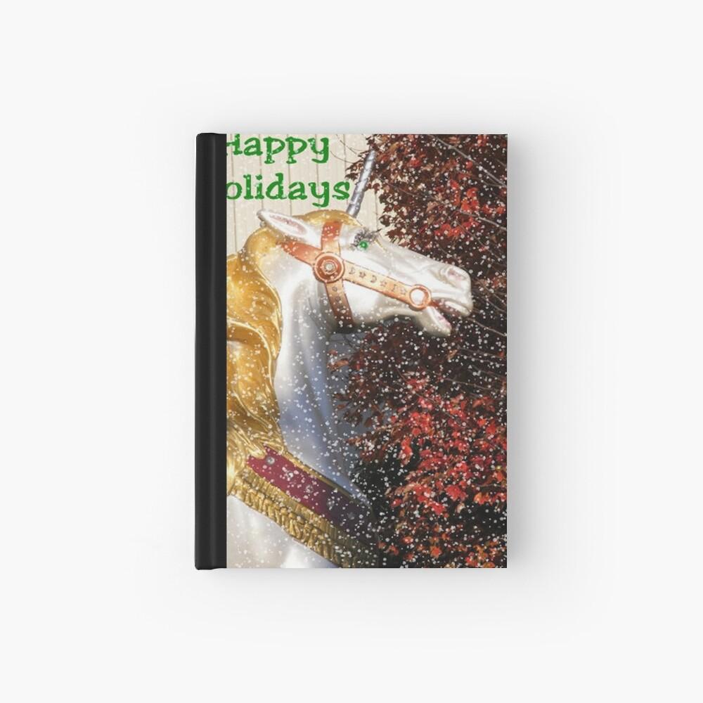 Happy Holidays Notizbuch