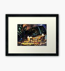 Harbour Plaza Hong Kong Framed Print