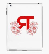 Floral RoadTripTV Red iPad Case/Skin