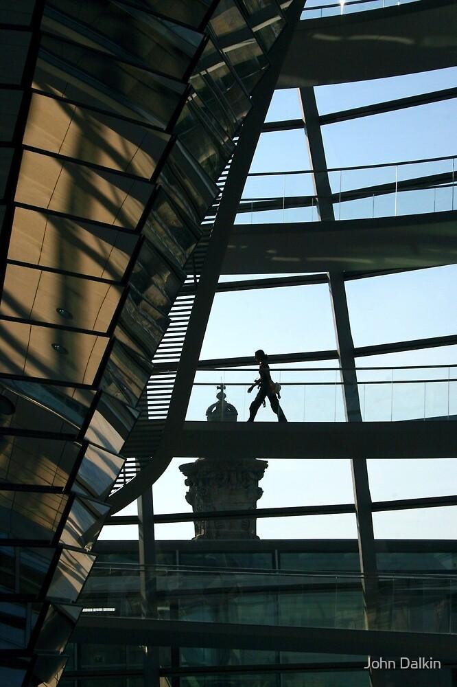 Berlin Walkway by John Dalkin