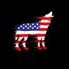 American Wolf by barmalisiRTB