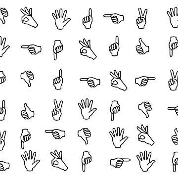 Hands by GeometricLove