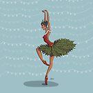 Ballet Christmas! by orichalbaud