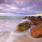 rocky outcrop by joel Durbridge