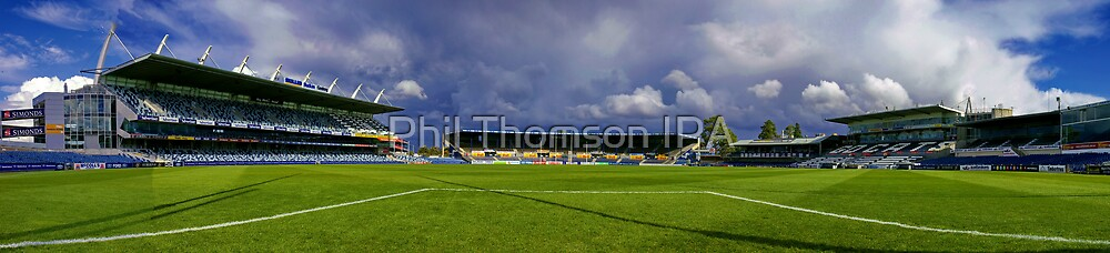 """""""From The City End Goal"""" by Phil Thomson IPA"""