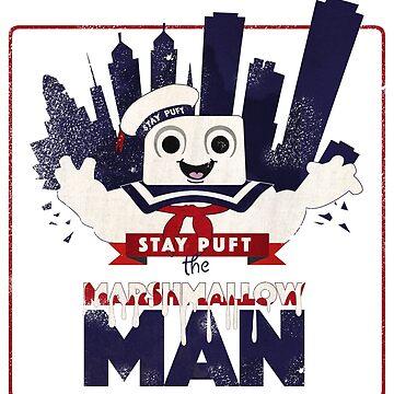 Der Marshmallow-Mann von mctees