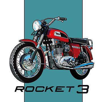 Rocket 3 by limey57