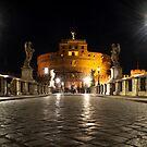 Castel Sant'Angelo by babibuba