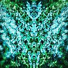 Angel In My  Garden by Inspire76