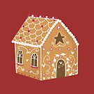 Christmas Gingerbread House by Prettyinpinks