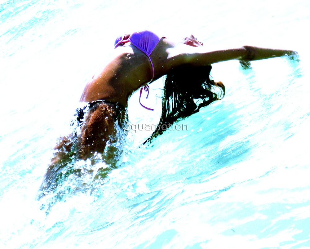 aquawoman by aquamotion