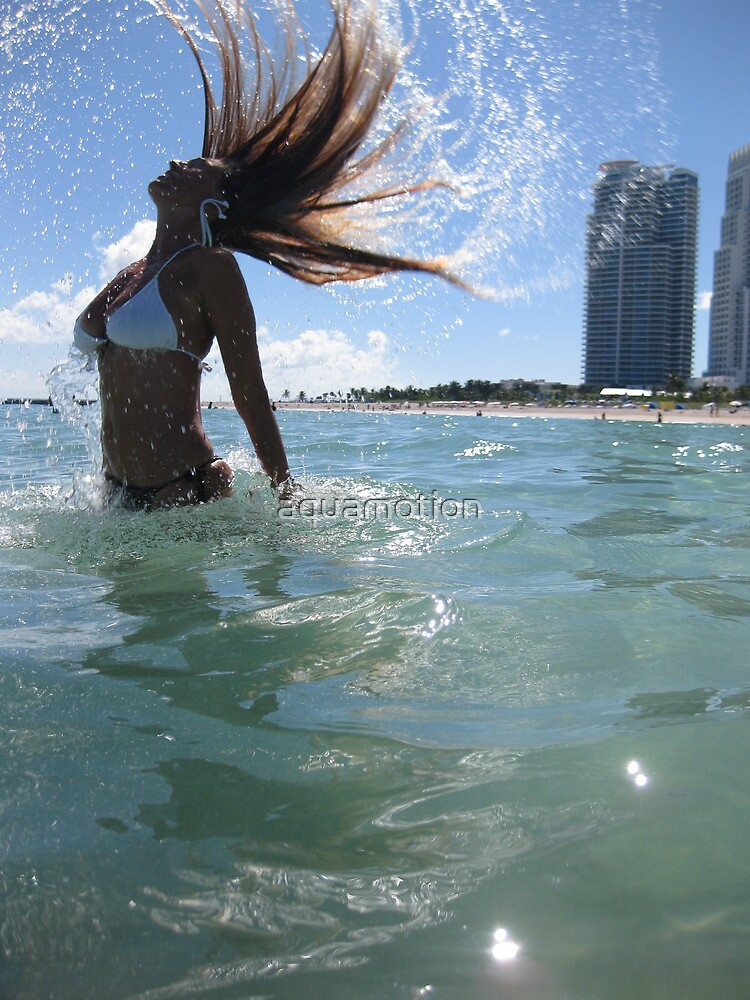 aquawoman hairsplash 04 by aquamotion