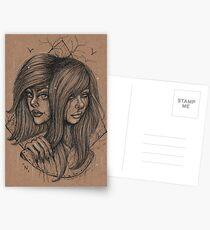 Double Postcards