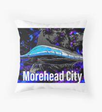 Morehead City NC Throw Pillow
