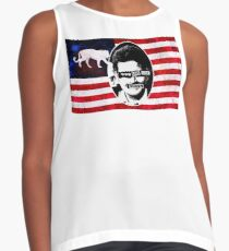 God Save The Sheen Contrast Tank