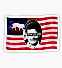 God Save The Sheen Sticker