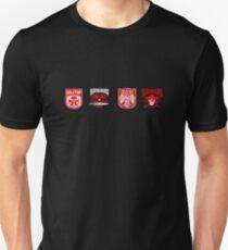 the four factions Unisex T-Shirt
