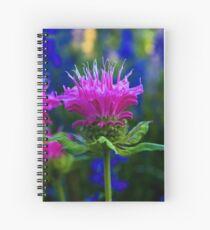 Bee Balm Spiral Notebook
