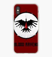 space marines blood ravens iPhone Case