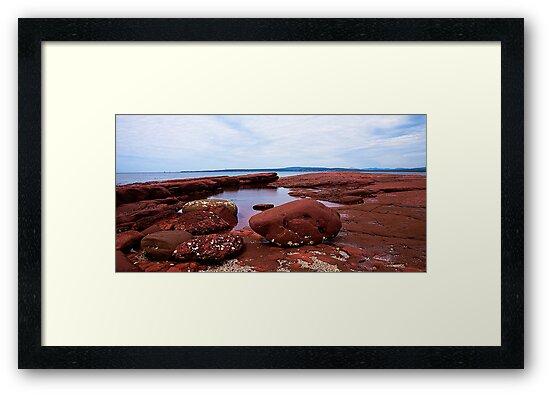 Bar Beach,NSW by Rosina  Lamberti