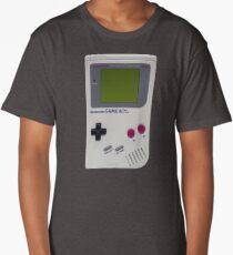 Nintendo Game Boy Long T-Shirt