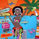 Summer Dushi, caribbean by Mirjam Griffioen