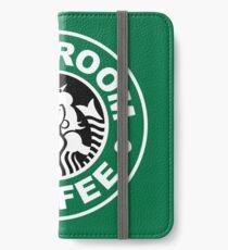 Mushroom Coffee iPhone Wallet/Case/Skin