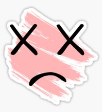 Sad Sticker