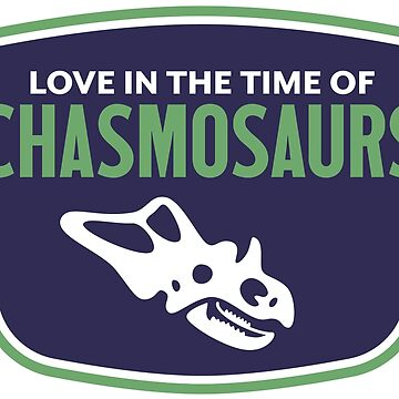 Love in the Time of Chasmosaurs badge by anatotitan