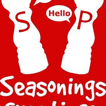 Seasonings Greetings by derpfudge
