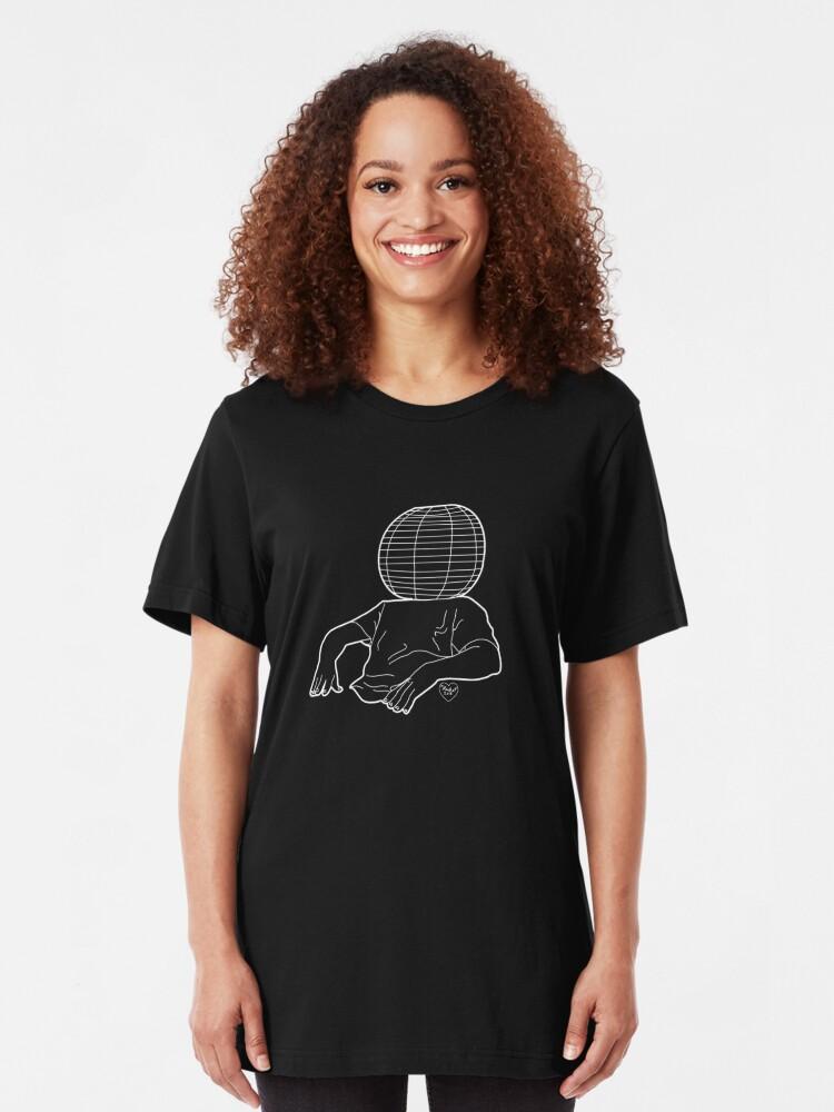 Alternate view of Lampshade Slim Fit T-Shirt