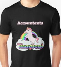 Accountants are magical Unisex T-Shirt