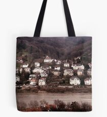 Across the Rhein-Neckar Tote Bag