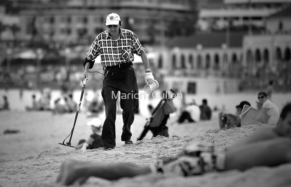 Beachcomber by Marion  Cullen