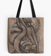 The Kraken Tote Bag