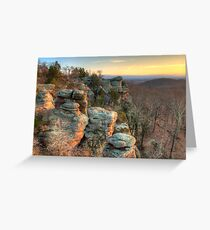 Garden of the Gods - Illinois2 Greeting Card