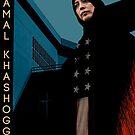 Jamal Khashoggi by Tito Victoriano