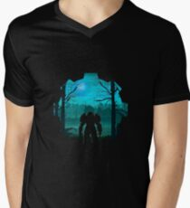 Fallout 76 Men's V-Neck T-Shirt