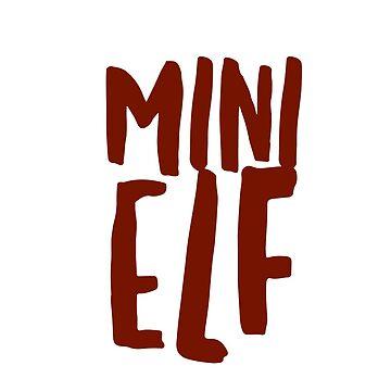 Mini elf by CharlyB