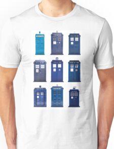 TARDIS Typology Unisex T-Shirt