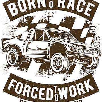 Pro 4 Truck Racing Born to Race by offroadstyles