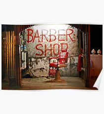 The Barber of Vang Vieng Poster