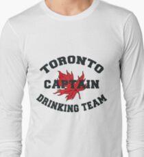 "Toronto Canada ""Drinking Team Captain"" T-Shirt"