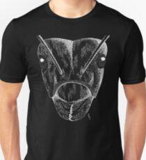 Ant Portrait Tee in White Unisex T-Shirt