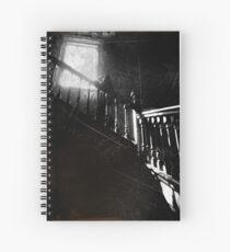 The Ascent ~ West Park Asylum Spiral Notebook