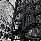Manchester's Old & New by Gemma Burleigh