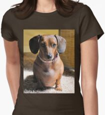 Dachsie Women's Fitted T-Shirt