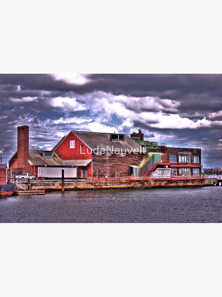 Anthony's Pier 4 by LudaNayvelt